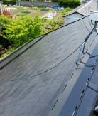 長野県 佐久市 アパート 屋根壁塗装
